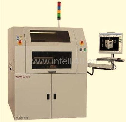 MPM125印刷机