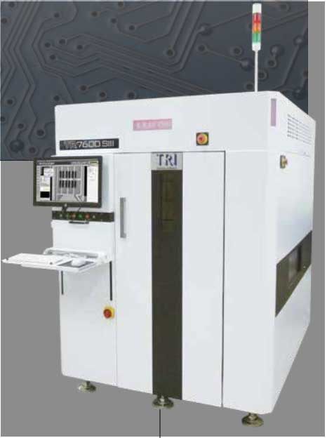 德律 TR7600 SIII3D X-RAY