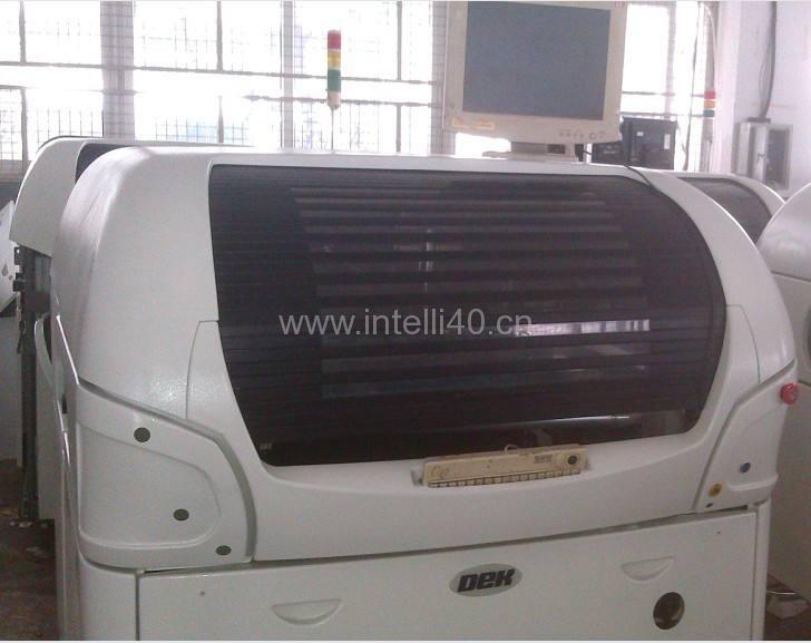 DEK Horizon 02i印刷机