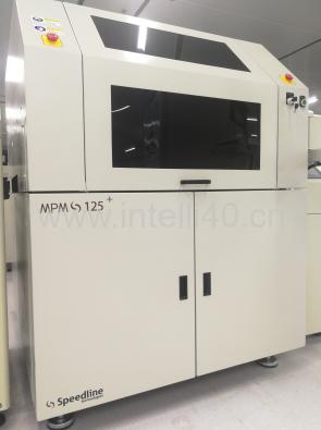 mpm 125+锡膏印刷机
