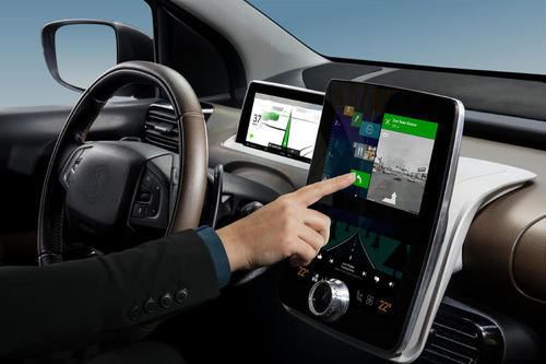 汽车电子pcba行业应用