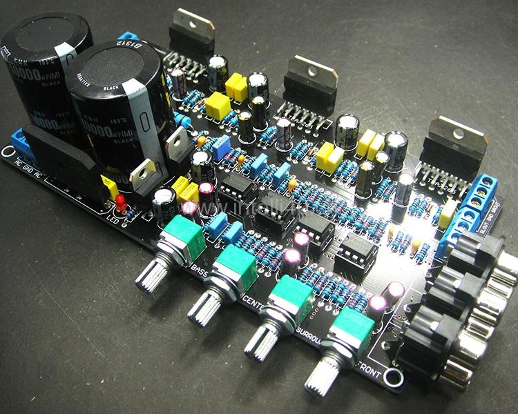 Hifi音箱PCBA板