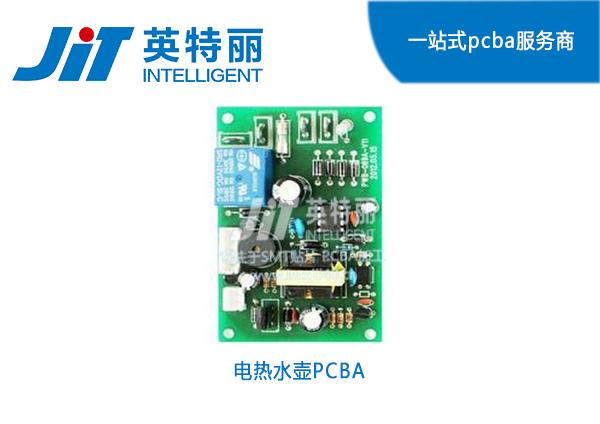 PCBA_电热水壶板