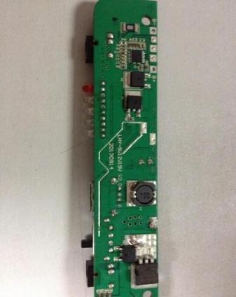 笔记本适配器PCBA板