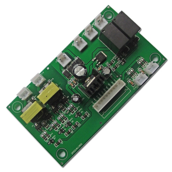 红外热像仪PCBA板