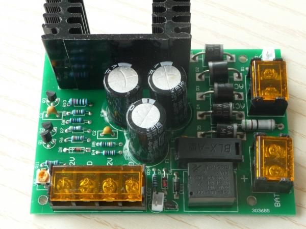 电源箱PCBA板