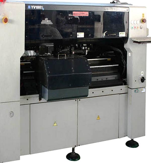 雅馬哈YV180貼片機功能和規格